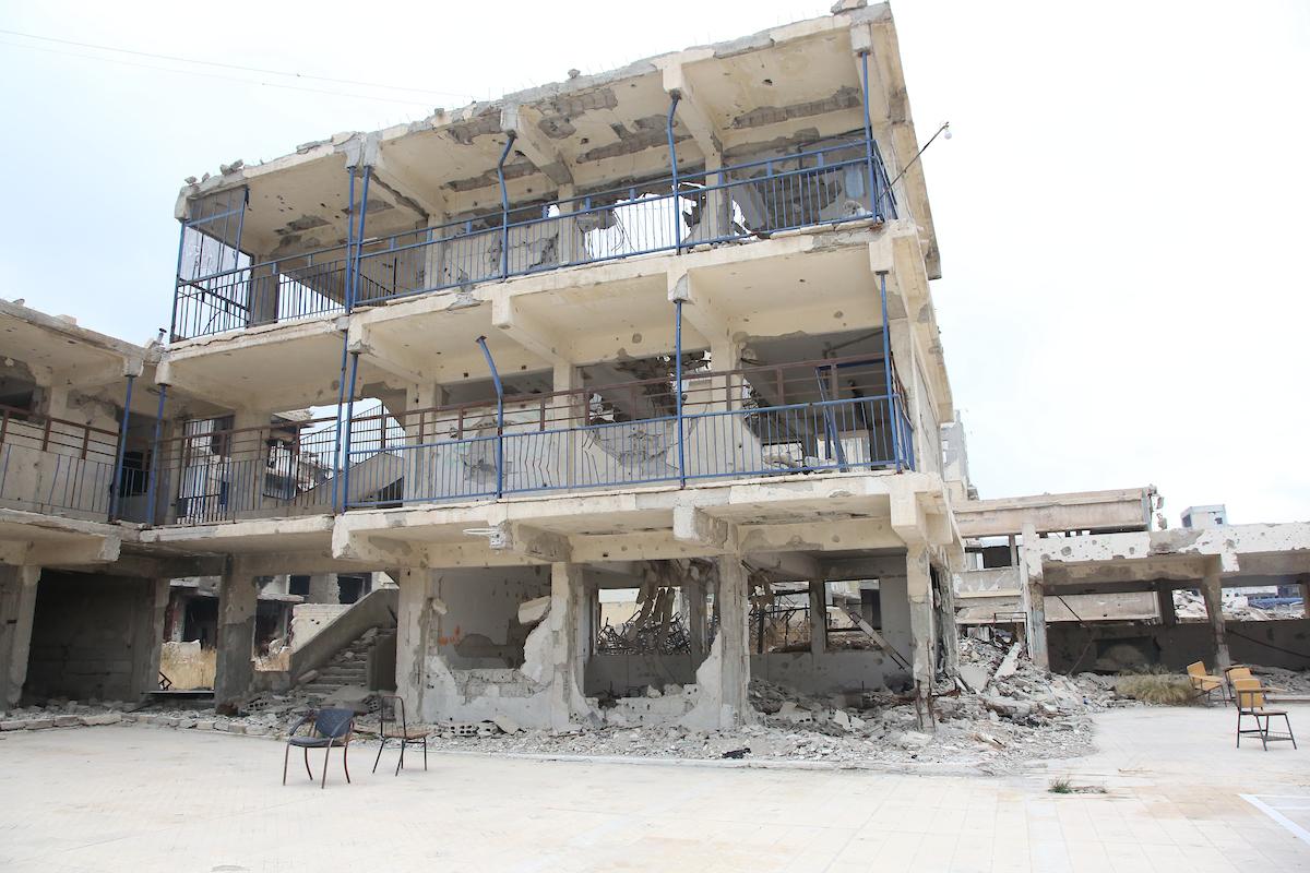 UNRWA LAMENTA LA MUERTE DE UN PROFESOR Y DOS ALUMNOS EN SIRIA